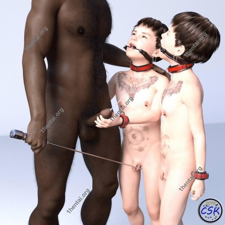 アメリカの少年パラダイスVol。 67やおいショタコン3Dエロアニメアート画像byCsk