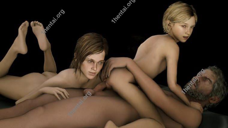 ゲーム娼婦3Dロリコンコレクション(エリー、サラ他)Vol。 23 by Xentho