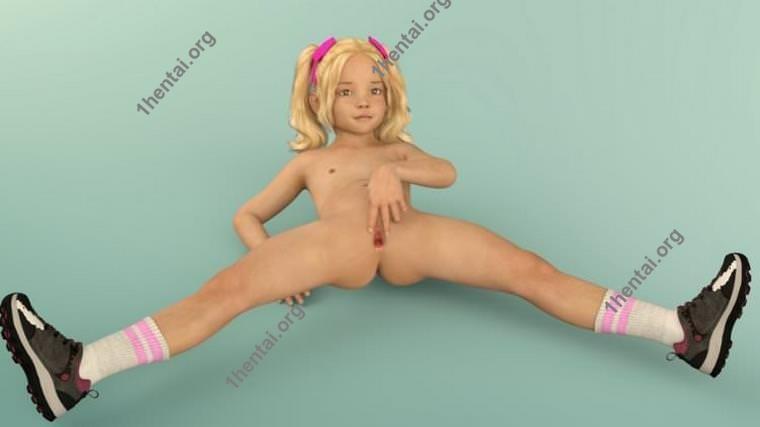 少女思春期3DロリコンコレクションVol。 Ygalaxによる12