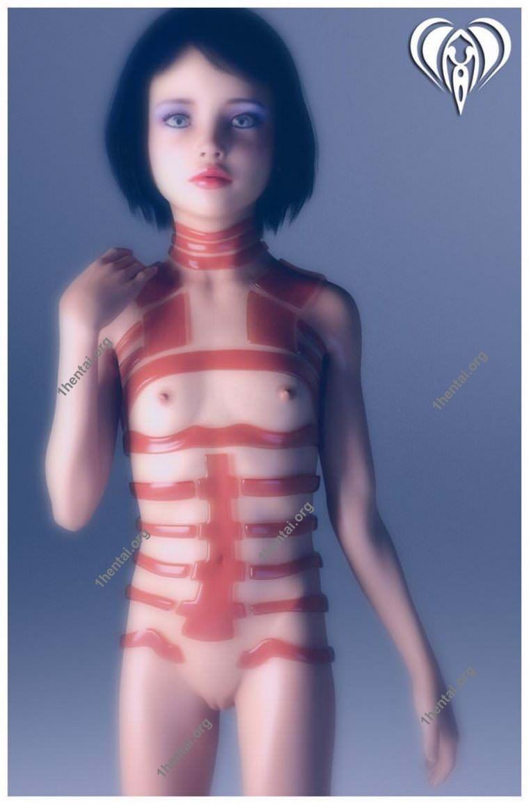 ティーンロリコン3DメガパックVol。 7 by LilHeart