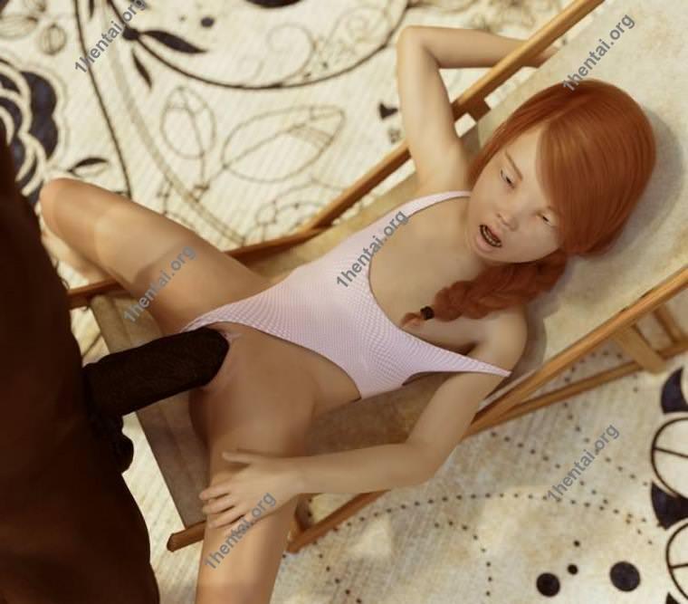Sabine Heinrich3Dショタコン成人向け漫画-ロリコン成人向け漫画СollectionVol。 12
