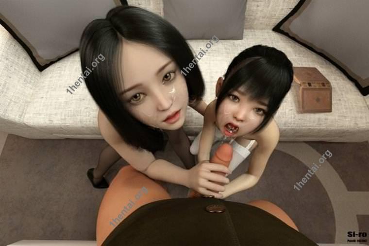 3Dロリコン写真家族近親相姦vol。 3 Si-ro