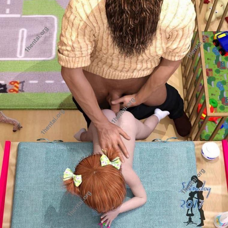 Slimdog 3D Toddlercon photoVol。 11