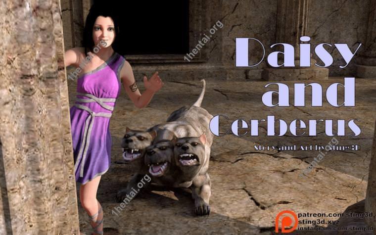 Sting3D動物園セックスコミックスによるデイジーとケルベロス