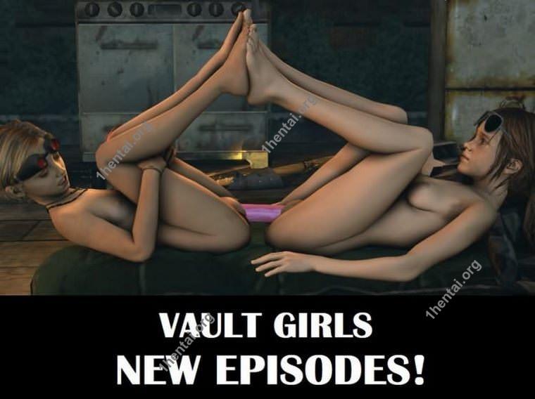 Vault Girls Episodes 14-15-16-17(FullHD 1080)3DShotaloliビデオEllieVol。 3