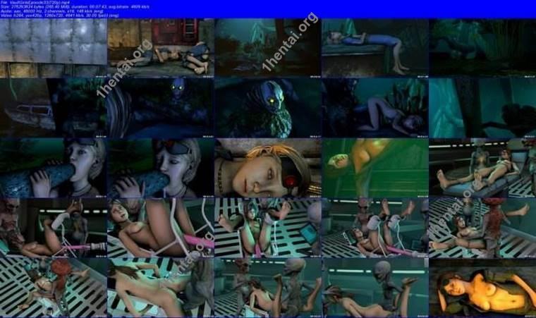 Vault Girls New Episodes 32、33(HD)3D Lolicon Videos EllieVol。 10