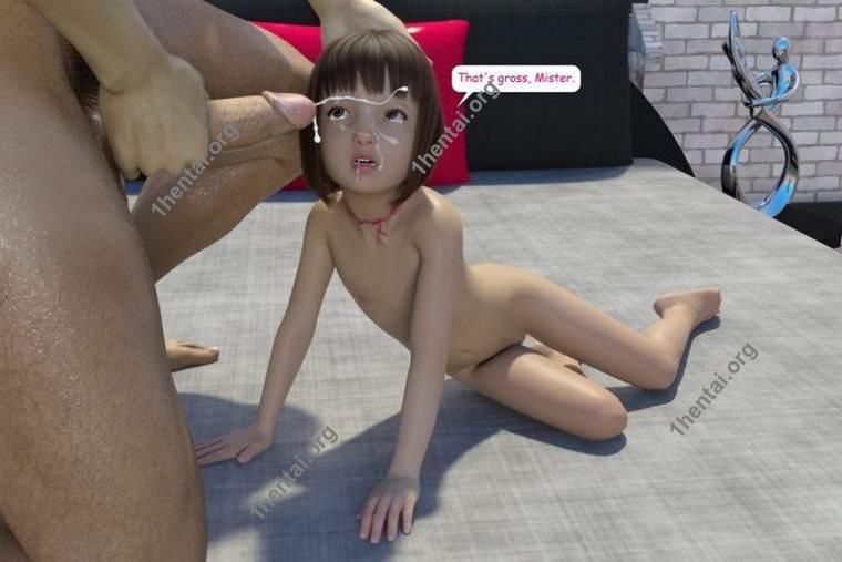 マレーネ変態とのセックスパーティー(ファイナルファンタジー)3DロリコンアートVol.2