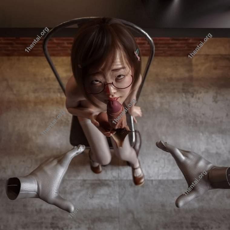 Hina Work Experience 3D ロリコン成人向け漫画s Hentai Art by Magisegret