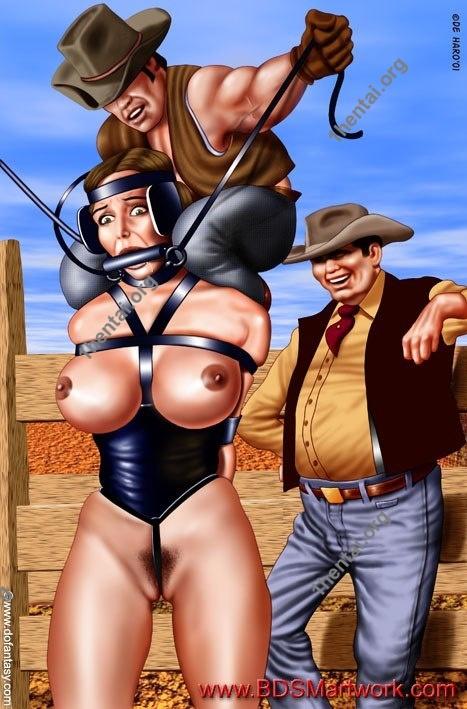 fansadox - Free Random BDSM Comics