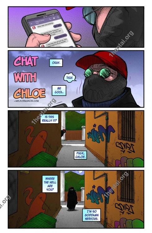 Chat with Chloe - Melkor Mancin EN Erotic
