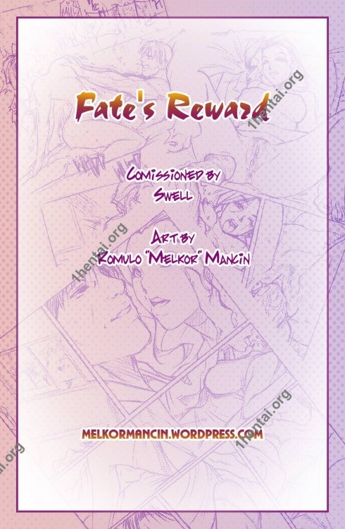 Fate's Reward - Melkor Mancin En Incest adult comics read