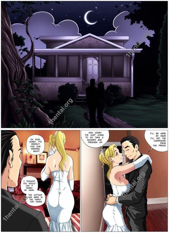 Monster Wedding Night - Melkor Mancin En