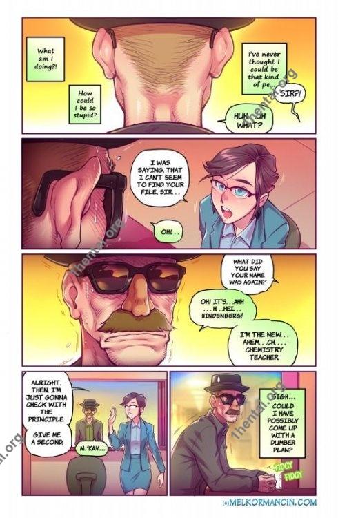 Sidney 2 - Melkor Mancin Uncens Adult comics En