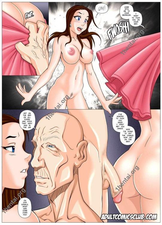 The Horny Stepfather - Melkor Mancin En