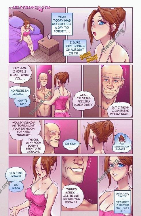 The Naughty in-Law 1 - Zero - Melkor Mancin En