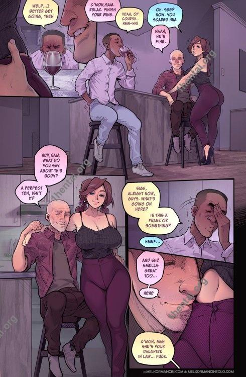 The Naughty in-Law PART 4 – Sweet Tooth - Melkor Mancin En