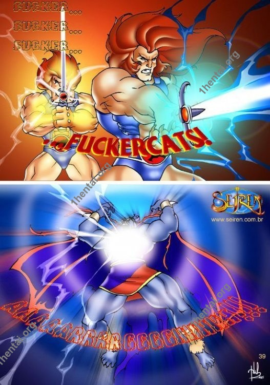 FuckersCats (eng, uncen) by Contos Sieren
