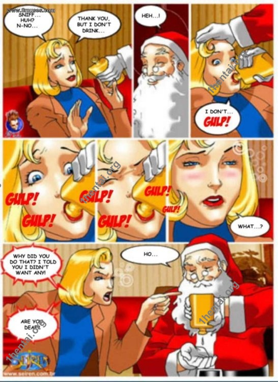 Ho, Ho, Ho! (eng, uncen) by Contos Sieren