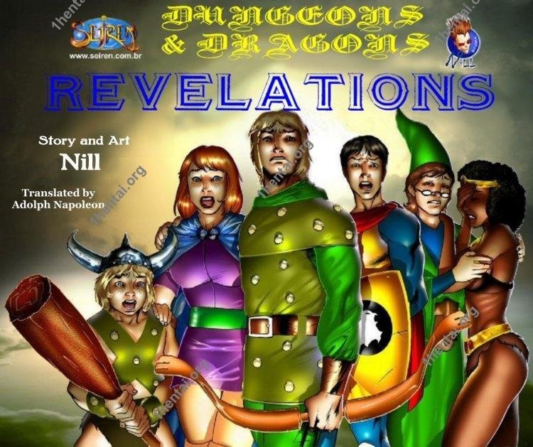 Revelations (eng, uncen) by Contos Sieren