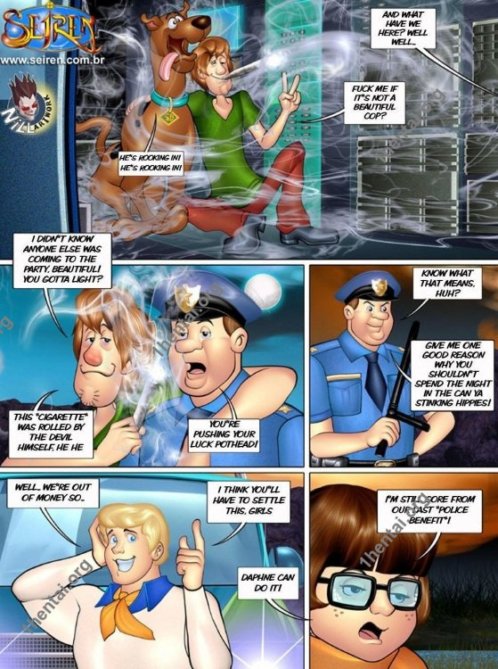 Scooby-Boo (eng, uncen) by Contos Sieren
