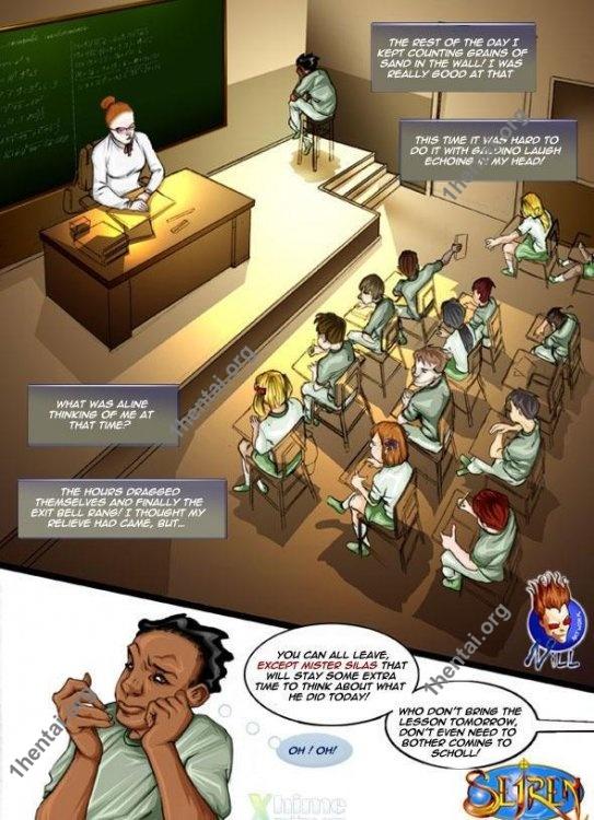 Student Fuck Teacher (eng, uncen) by Contos Sieren