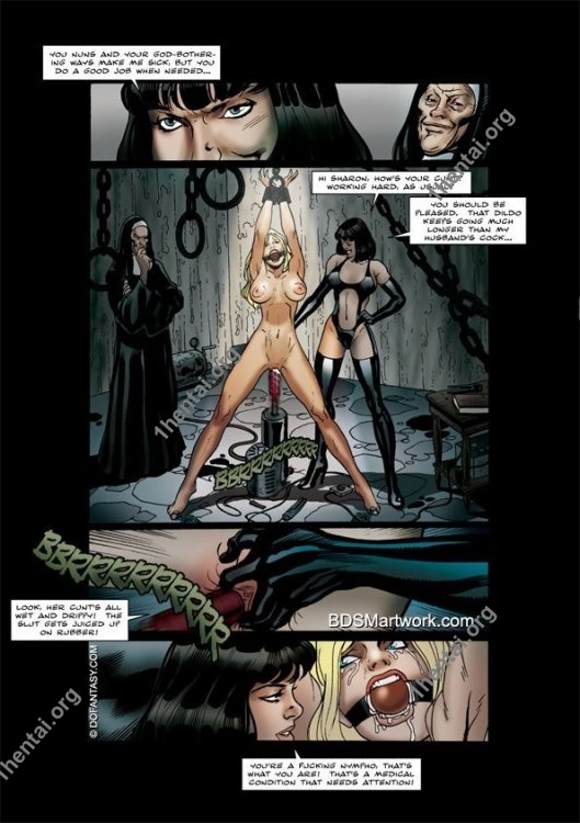 Templeton Hard BDSM Free comics EN