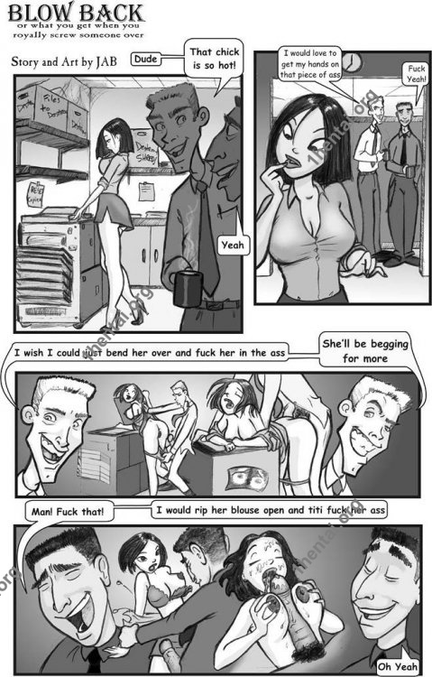Blow Back (Eng, Jab Comics, xXx, Free)