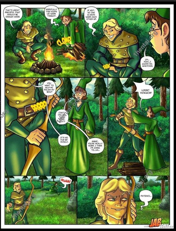 Da'younguns And Dragon (Eng, Jab Comics, xXx, Free)