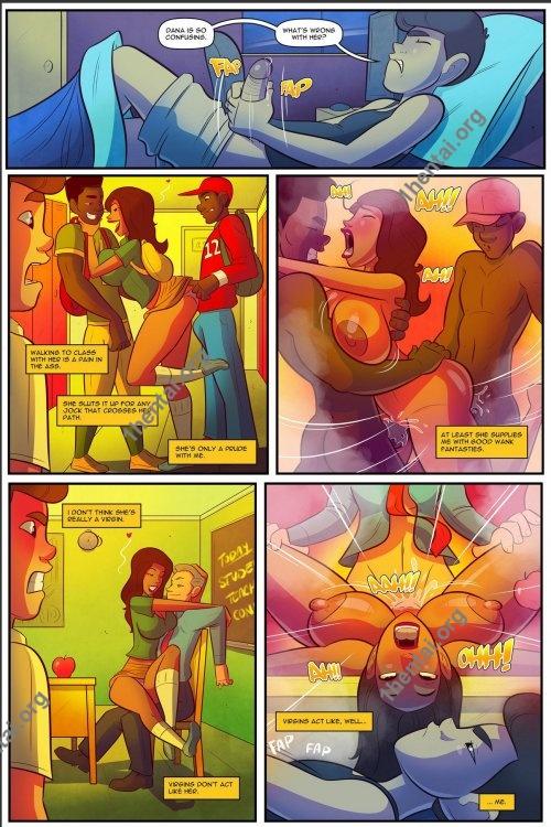 DnA (Eng, Jab Comics, xXx, Free)