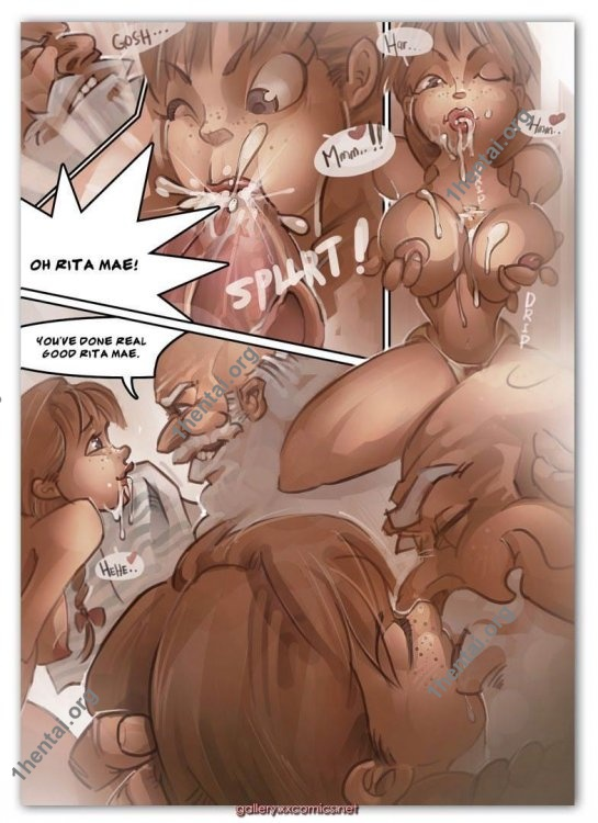 Farm Lessons - Prequel (Eng, Jab Comics, xXx, Free)