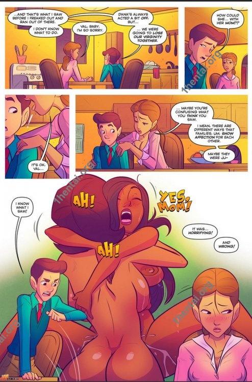 DnA 2 (Eng, Jab Comics, xXx, Free)