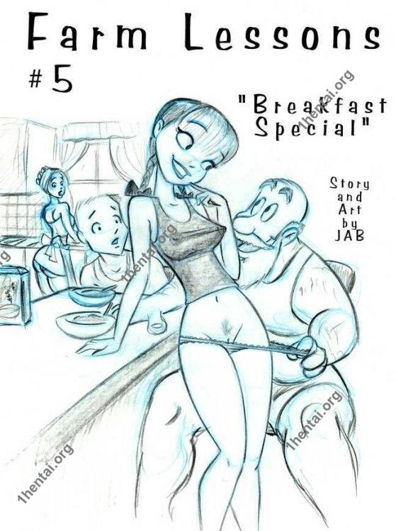 Farm Lessons 5 (Eng, Jab Comics, xXx, Free)