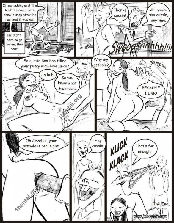 Farm Lessons 10 (Eng, Jab Comics, xXx, Free)