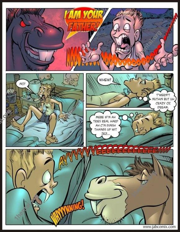 Farm Lessons 13 (Eng, Jab Comics, xXx, Free)