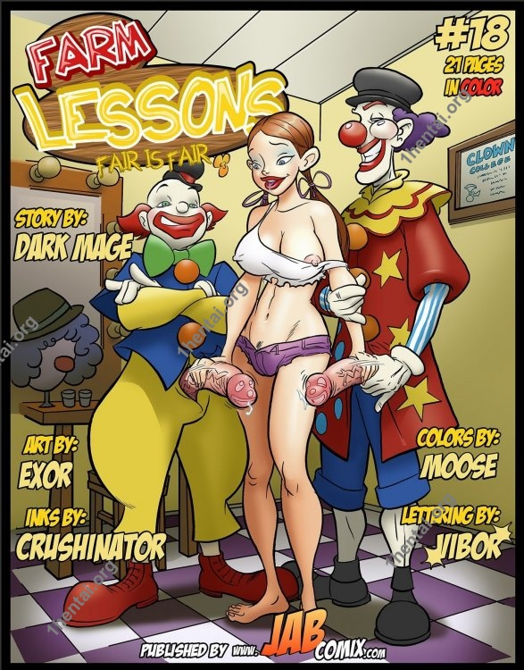 Farm Lessons 18 (Eng, Jab Comics, xXx, Free)