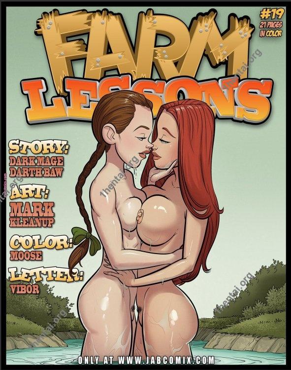 Farm Lessons 19 (Eng, Jab Comics, xXx, Free)