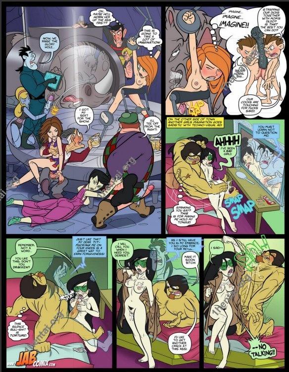 Fucking Possible 2 (Eng, Jab Comics, xXx, Free)