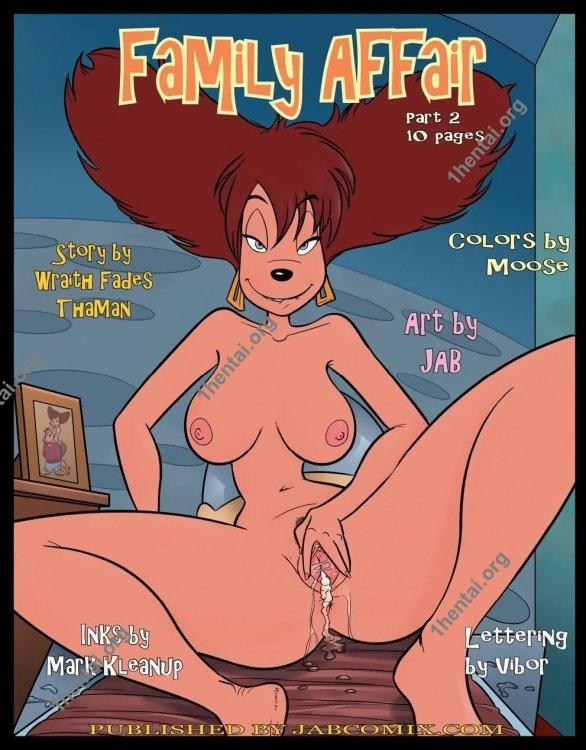 Goof Trap - Family Affair 2 (Eng, Jab Comics, xXx, Free)