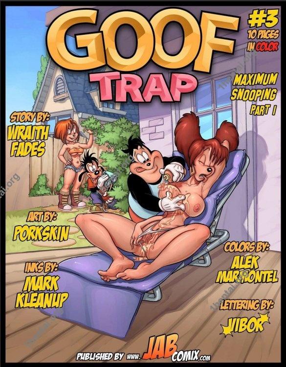 Goof Trap - Family Affair 3 (Eng, Jab Comics, xXx, Free)