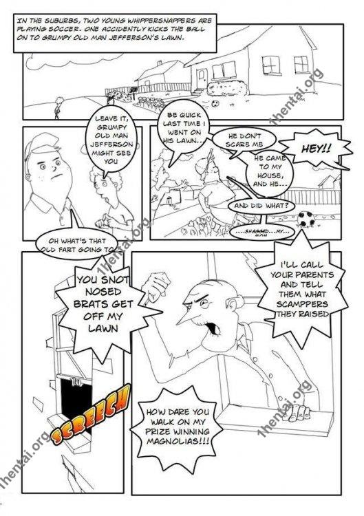 Grumpy Old Man Jefferson 0 (Eng, Jab Comics, xXx, Free)