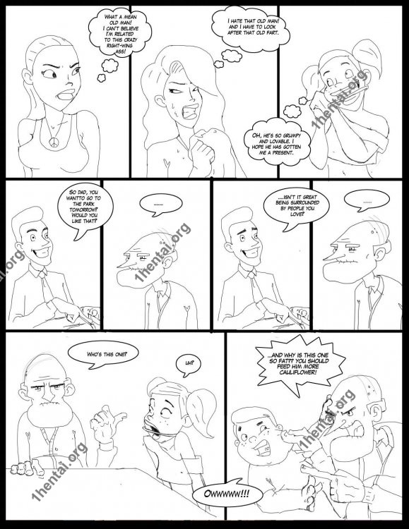 Grumpy Old Man Jefferson 1 (Eng, Jab Comics, xXx, Free)