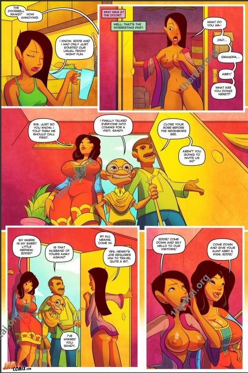 Keeping It Up With Loneses 3 (Eng, Jab Comics, xXx, Free)