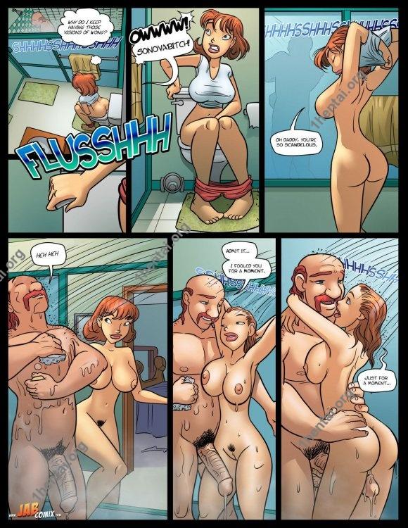 My Hot Ass Neighbor 4 (Eng, Jab Comics, xXx, Free)