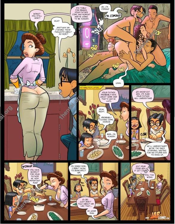 My Hot Ass Neighbor 5 (Eng, Jab Comics, xXx, Free)