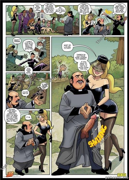 Nurse Stacy 2 (Eng, Jab Comics, xXx, Free)