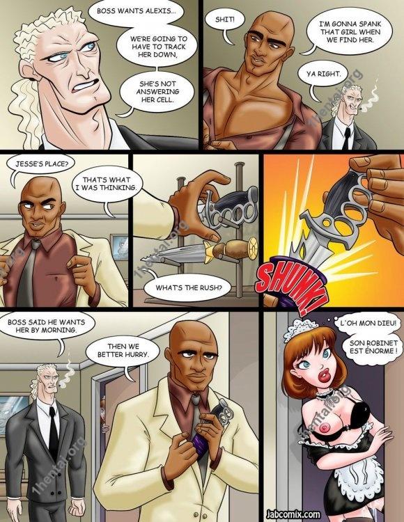 Omega Girl 2 (Eng, Jab Comics, xXx, Free)