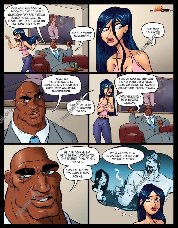 Omega Girl 3 (Eng, Jab Comics, xXx, Free)