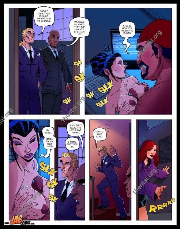 Omega Girl 4 (Eng, Jab Comics, xXx, Free)
