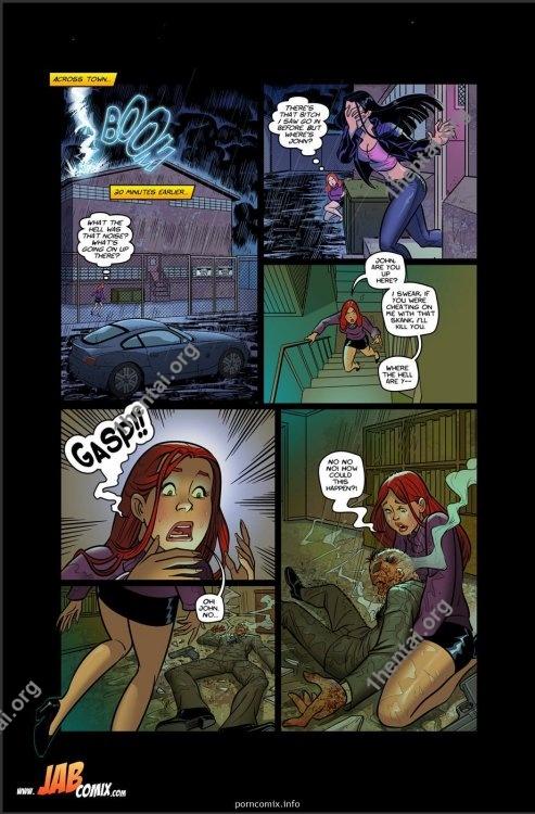 Omega Girl 5 (Eng, Jab Comics, xXx, Free)