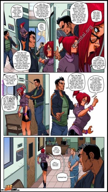 Red Angel 2 (Eng, Jab Comics, xXx, Free)